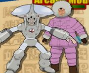 Robnos & Ruku Mamodo Fury