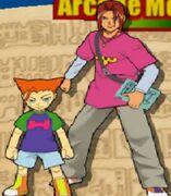 Hyde & Eido Mamodo Fury