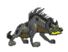 The Lion King Genesis Sprite Hiena