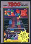 Klax Atari 7800 portada