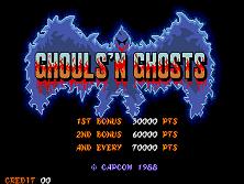 Archivo:Ghouls 'n Ghosts - Título.png