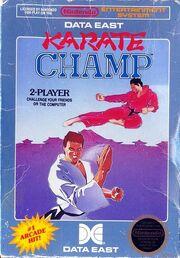 Karate Champ - Portada.jpg