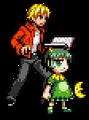 Laila & Albert2 - KNGB Unare Yuujou no Zakeru 2