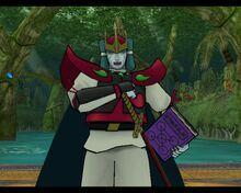 Zatch Bell! - Mamodo Battles capura 5.jpg