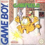 Garfield Labyrinth - Portada.jpg