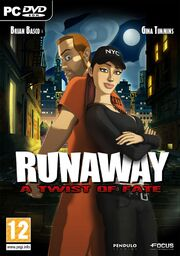 Runaway - Un giro del destino - Portada.jpg