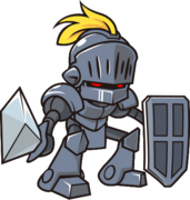 Tower Rising - Iron Knight