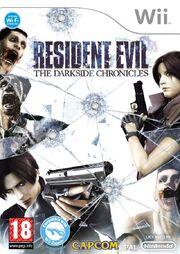 Resident Evil - The Darkside Chronicles - Portada.jpg