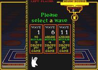 Klax Arcade seleccion