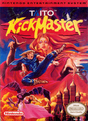 Kick Master - Portada.jpg