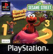 Sesame Street - Elmo's Number Journey - Portada.jpg
