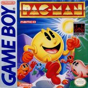 Pac-Man portada GB