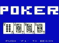 Draw Poker TÍTULO