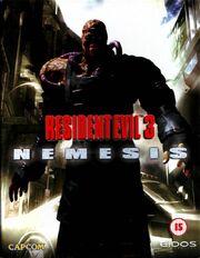 Resident Evil 3 - Nemesis - Portada.jpg