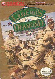 Legends of the Diamond - The Baseball Championship Game - Portada.jpg