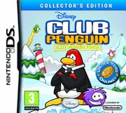 Disney Club Penguin - Elite Penguin Force - Portada.jpg