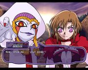 Mamodo Battles SCREEN - Zofis & koko2