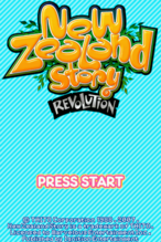 New Zealand Story Revolution título USA