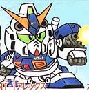 """SD Battle Oozumou - Gundam """"Alex"""""""