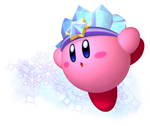 Kirby's Return to Dream Land - Hielo
