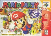 Mario Party - Carátula.jpg