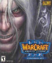 Warcraft III - The Frozen Throne - Portada.jpg