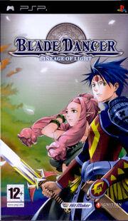 Blade Dancer - Lineage of Light - Portada.jpg