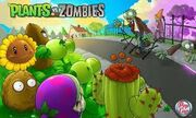 Plantas contra Zombies - Portada.jpg