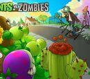 Plantas contra Zombies