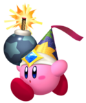 Kirby's Return to Dream Land - Bomba