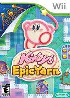 Kirby epic yarn portada