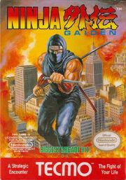 Ninja Gaiden - Portada.jpg