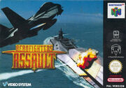 Aero Fighters Assault - Portada.jpg