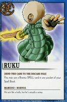 Ruku card battle