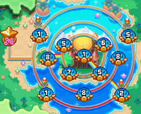 Kirby Mass Attack - Mapa 04