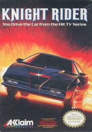 Knight Rider NES portada.jpg