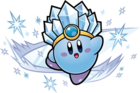 Kirby Super Star Ultra Hielo