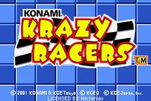 Konami Krazy Racers portada.png