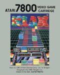 Klax Atari 7800 reverso