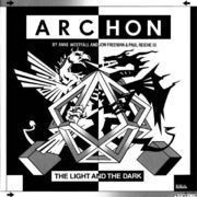 Archon - The Light and the Dark - Portada.jpg