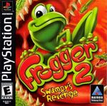 Frogger 2 Swampy's Revenge portada