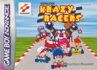 Konami Krazy Racers manual