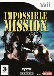 Impossible Mission (2007) - Portada.jpg