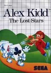 Alex Kidd - The Lost Stars - Portada.jpg