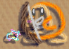 Kirby's Epic Yarn - Waddle Dee Arquero.png