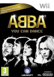 ABBA - You Can Dance - Portada.jpg
