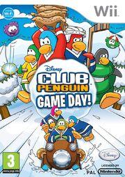 Disney Club Penguin - Game Day! - Portada.jpg