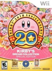 Kirby's Dream Collection portada USA.jpg