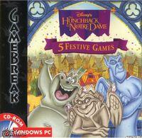 Disney's Gamebreak: Hunchback of Notre Dame: Topsy Turvy Games