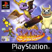 Spyro - Year of the Dragon - Portada.jpg
